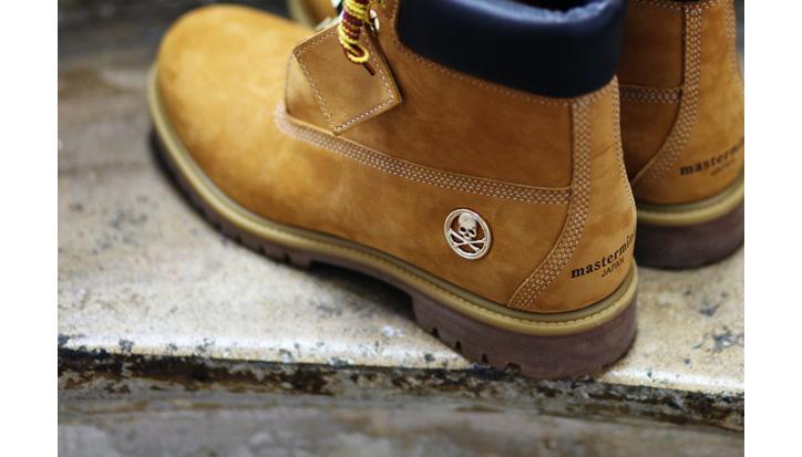 Photo04 - mastermind JAPAN x Timberland Original Boot