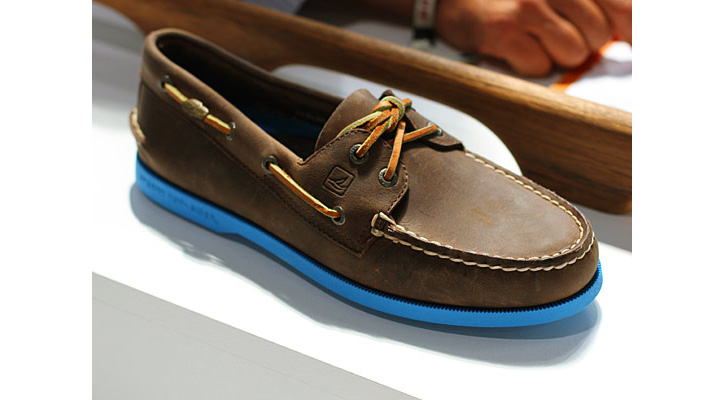 Photo03 - Sperry Top-Sider 'Vibrant' Boat Shoes for Spring/Summer 2012