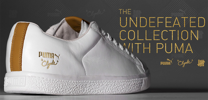 Photo01 - Undefeated x PUMA Clyde