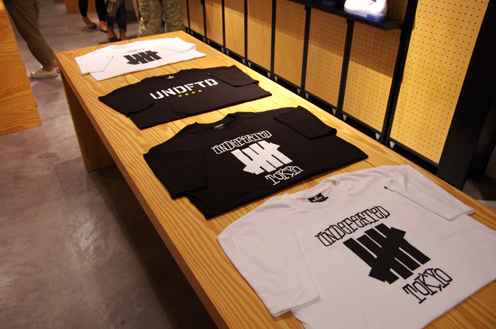 Photo06 - UNDEFEATED TOKYO Renewal Opening Recap