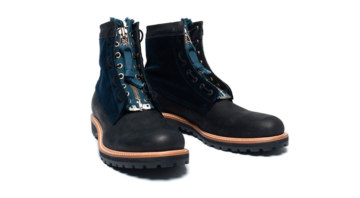Photo01 - UNDERCOVER J6F03 Boots