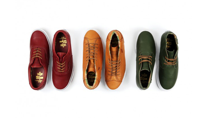 Photo01 - Vans DQM 2011 First Footwear Pack