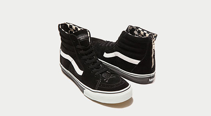 Photo01 - mastermind JAPAN x VANS SK8 HI
