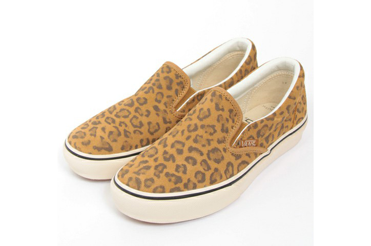 Photo02 - BEAUTY&YOUTH x VANS Leopard Slip-On