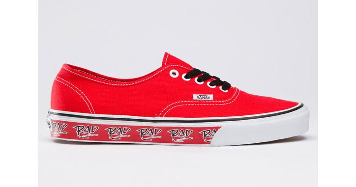 "Photo01 - Vans Authentic ""Rad Pack"""