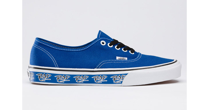 "Photo02 - Vans Authentic ""Rad Pack"""
