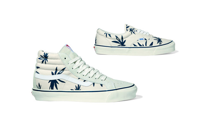 Photo01 - Vans Vault OG Palm Leaf Pack