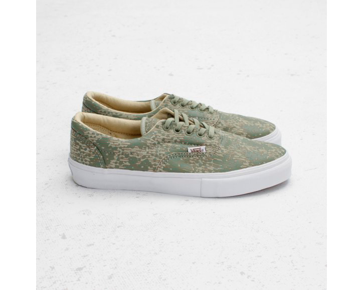 Photo03 - Vans Era Pro - Bulgarian Camo