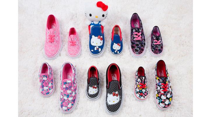 Photo01 - Vans x Hello Kitty 2012 Collection