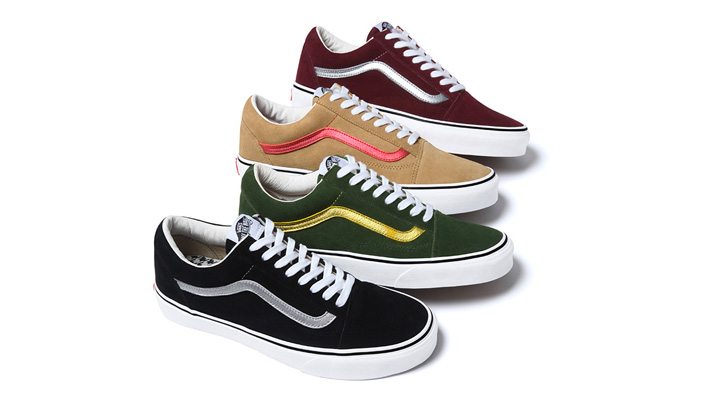 Photo01 - Supreme x Vans 2012 Fall/Winter Collection