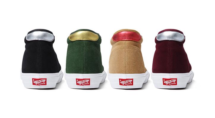 Photo10 - Supreme x Vans 2012 Fall/Winter Collection