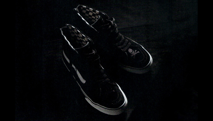 Photo01 - mastermind JAPAN x Vans SK8-HI