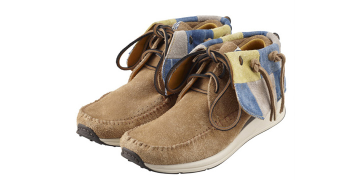 Photo01 - visvim Fall/Winter 2011 Footwear