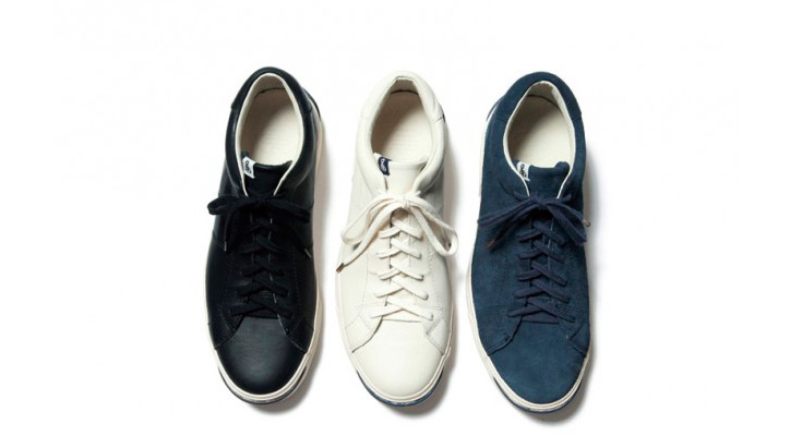 Photo01 - SOPHNET x visvim Fall/Winter 2012 Sneakers Foley Lo VD & Kiefer Hi VD