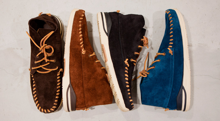 Photo01 - visvim 2012 Fall/Winter YUCCA MOC MID-FOLK