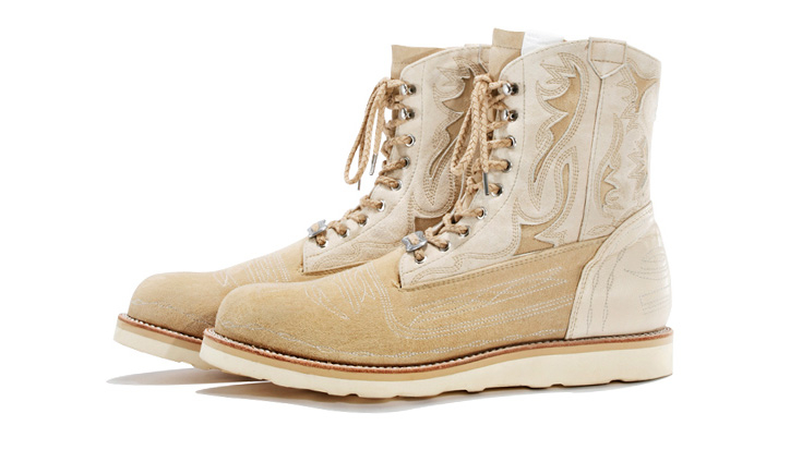 Photo01 - White Mountaineering 2012 Spring/Summer Footwear Collection