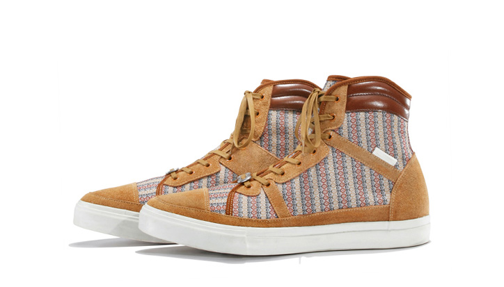 Photo03 - White Mountaineering 2012 Spring/Summer Footwear Collection