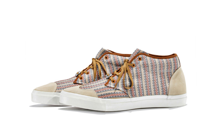 Photo06 - White Mountaineering 2012 Spring/Summer Footwear Collection