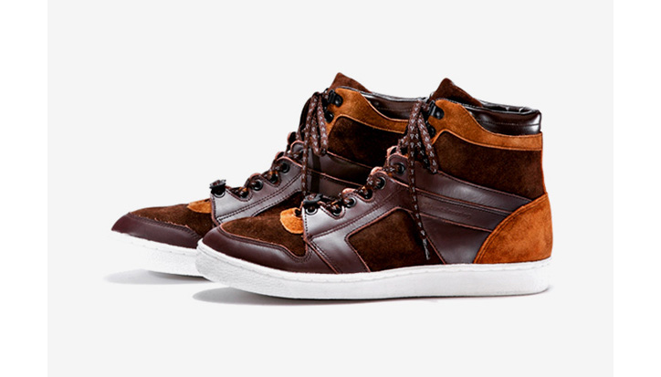 Photo05 - White Mountaineering 2011 Fall/Winter Footwear