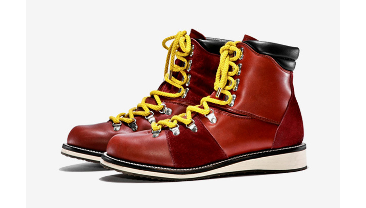 Photo07 - White Mountaineering 2011 Fall/Winter Footwear