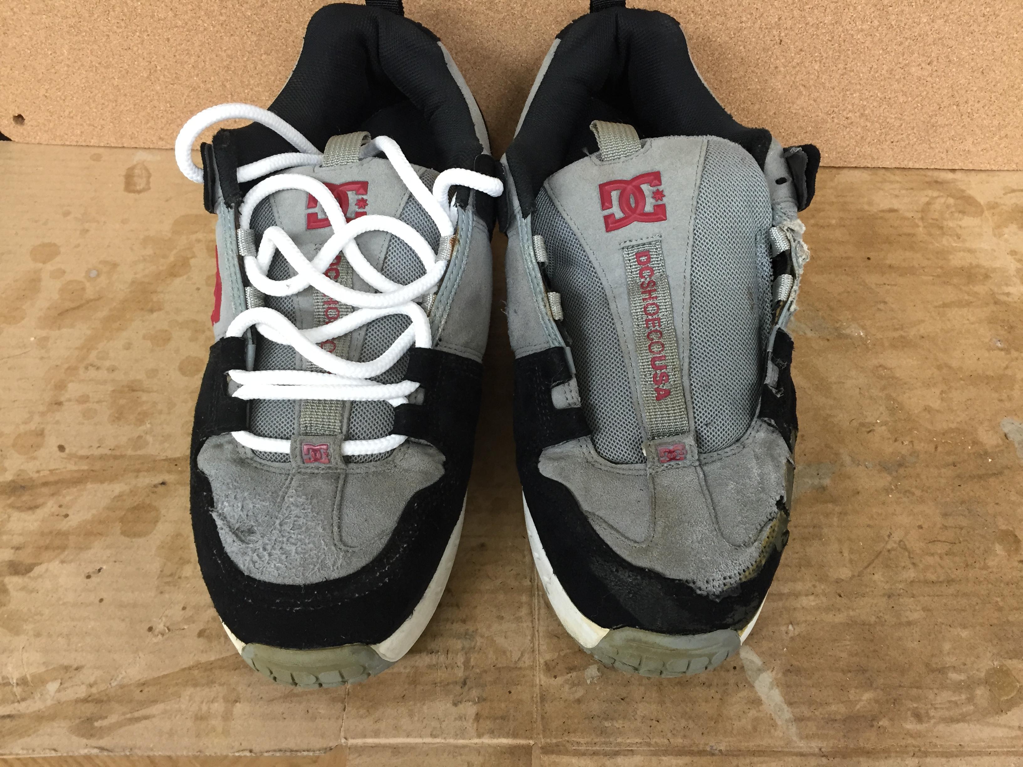 DC Shoe 修理