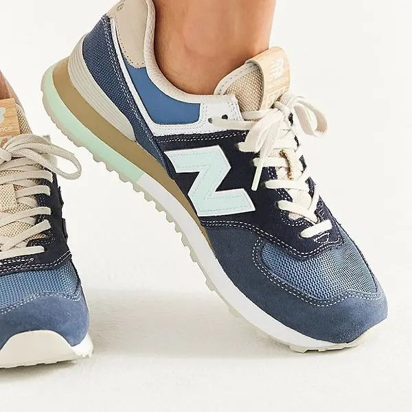 New Balance 574 Retro Surf Sneakers