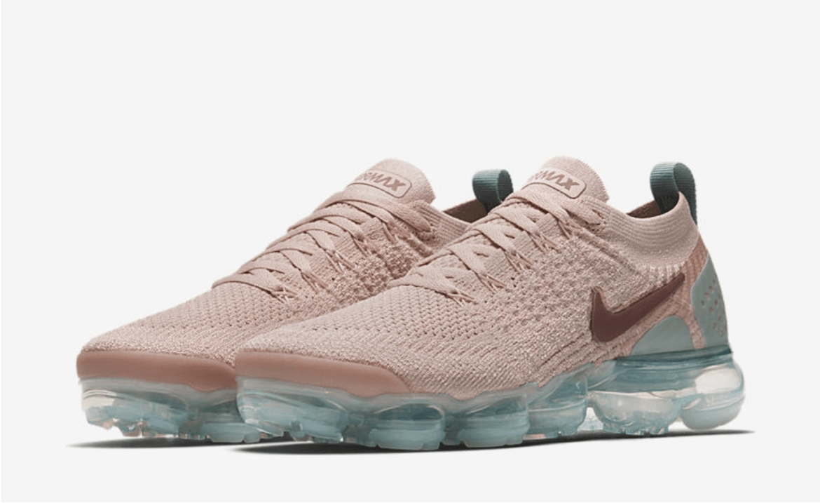 Nike Air Vapormax Particle Beige:Smokey Mauve-Mica Green-Igloo 942843-203 1