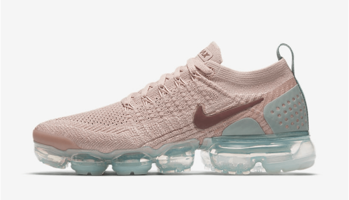 Nike Air Vapormax Particle Beige:Smokey Mauve-Mica Green-Igloo 942843-203 2