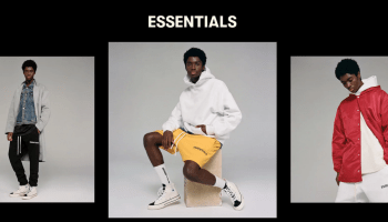 ESSENTIALS by FEAR OF GOD x PACSUN 2018 FALL