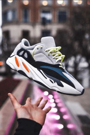 Yeezy Boost 700 Instagram Photo