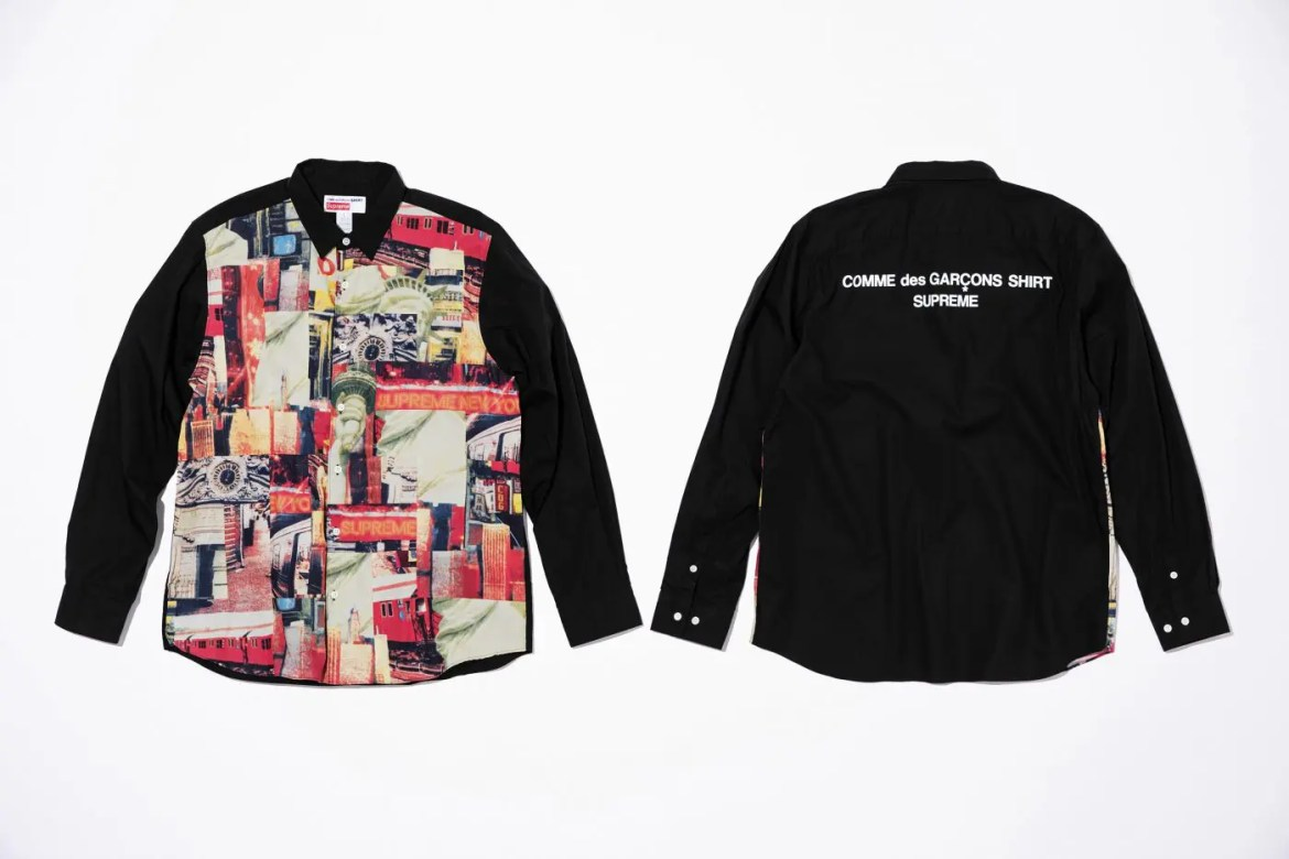 supreme-comme-des-garcons-shirt-cotton-patchwork-button-up-shirt-18aw-collaboration-release-20180915-week4-2