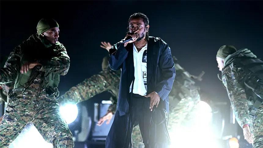 Kendrick Lamar Grammy Award