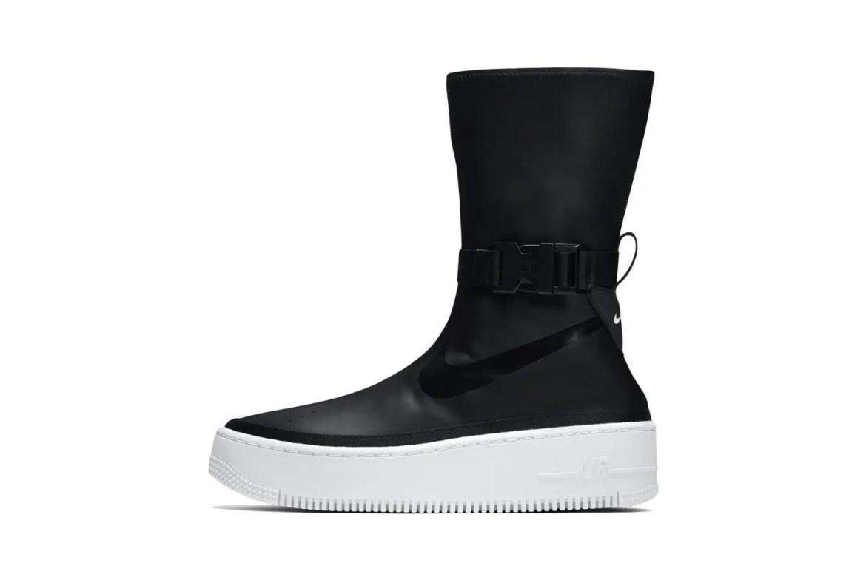 Nike-Air-Force-1-Sage-Hi-Black-Boot-2