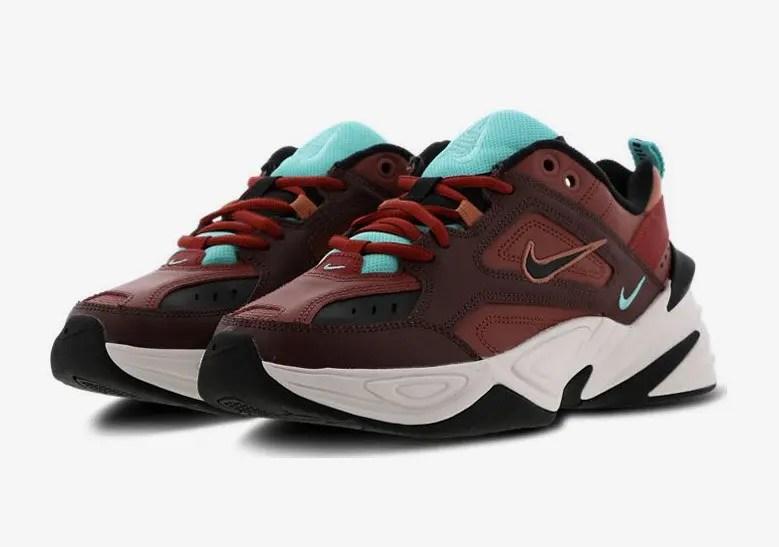 The Nike M2K Tekno Arrives in a Darling Fall Burgundy2