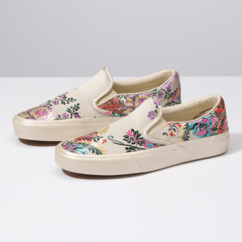Vans Festival Satin Slip-on