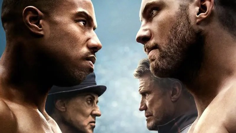 Creed II movie