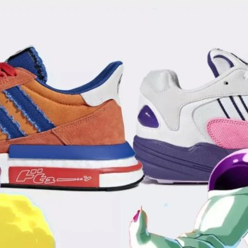'Dragon Ball Z' x adidas Originals Sneakers Were the Top Collab of 2018 in the U.S.-2