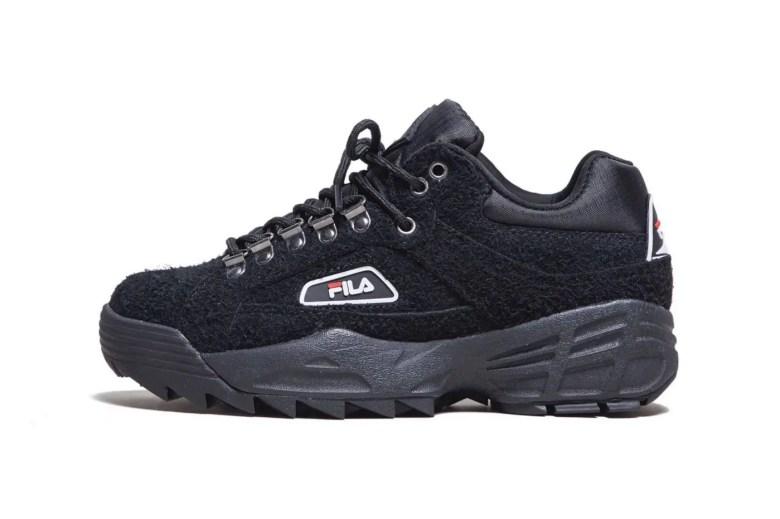FILA's Trailruptor Is the Chunky Sneaker Hybrid You Need-2