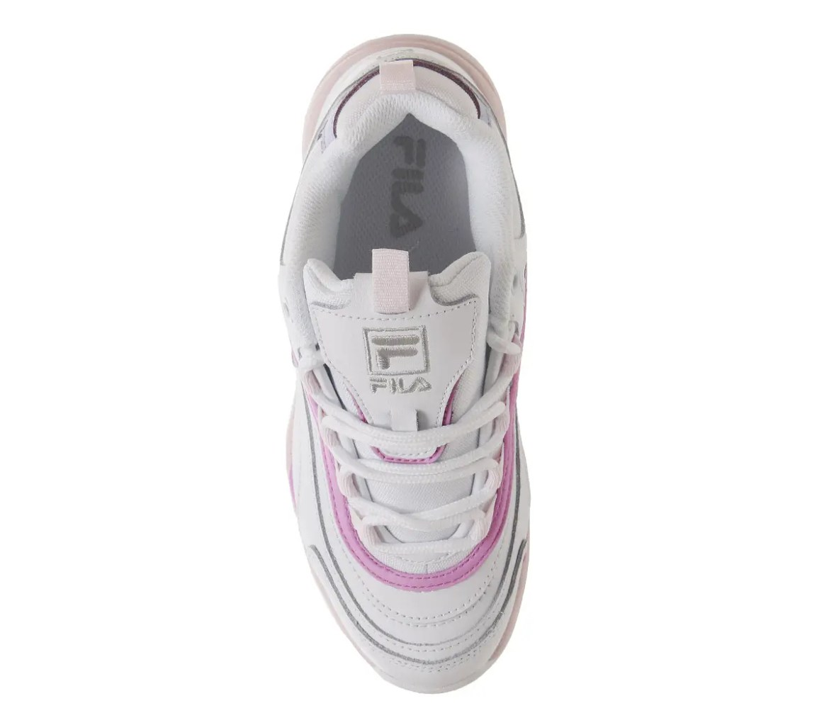 fila ray trainers White Heavenly Pink Purple Exclusive04fila ray trainers White Heavenly Pink Purple Exclusive04