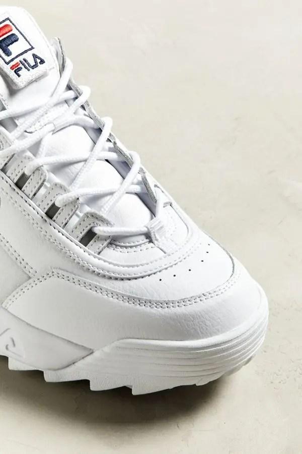 FILA Disruptor II Patches Sneaker-04