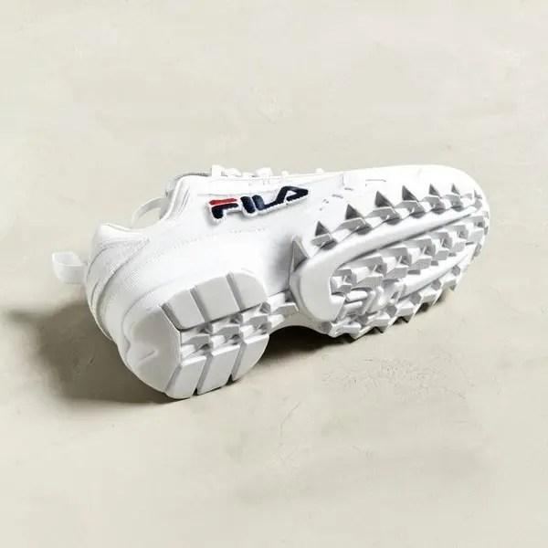 FILA Disruptor II Patches Sneaker-05