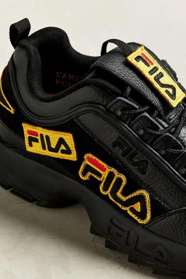 FILA Disruptor II Patches Sneaker-07
