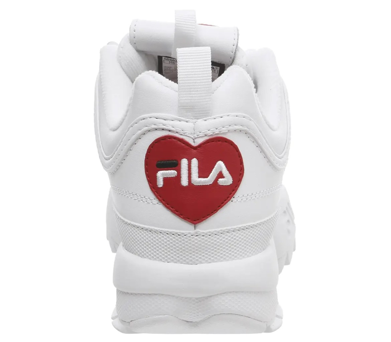 Fila Diruptor II White Heart Exclusive-08
