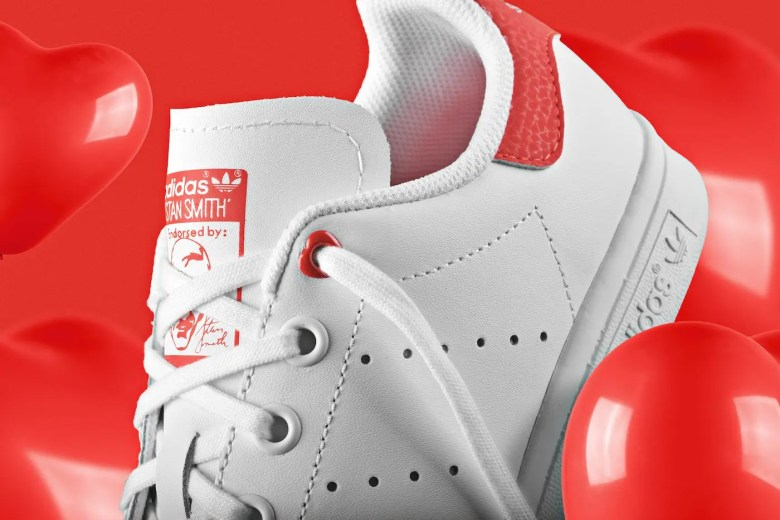 adidas Adds an Alternate Love Stan Smith to the Valentine's Day Pack-06