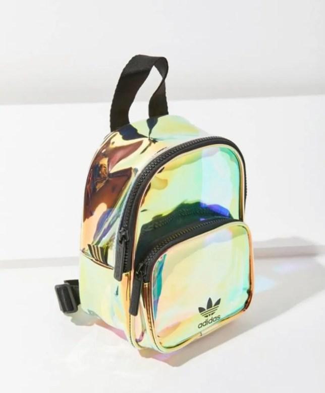 adidas Originals Iridescent Mini Backpack-01