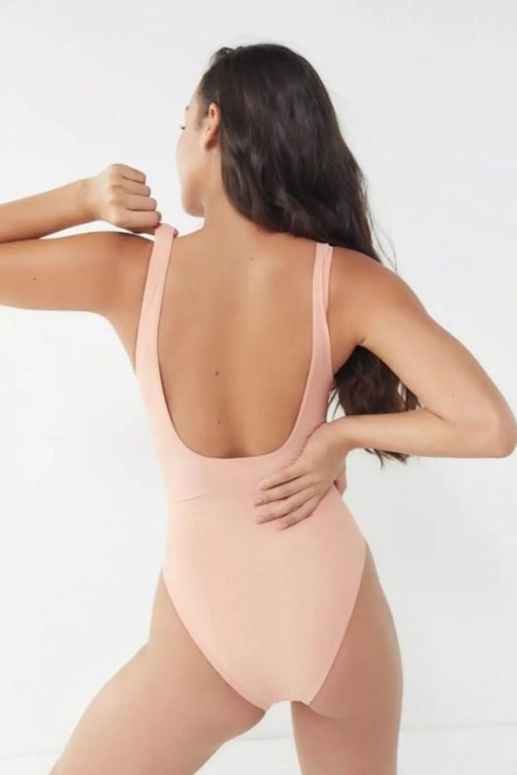 adidas Trefoil One-Piece Swimsuit-02