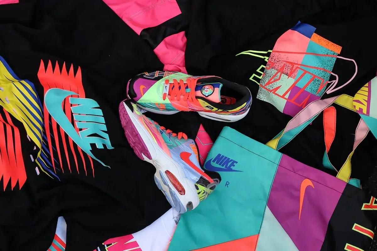 3/23発売!90sを連想させる独創的でポップなカラーリング【Nike (ナイキ)】Air Max2 Light atmos collection (エアマックス2 ライト アトモス コレクション) の情報解禁 *CJ6200-001