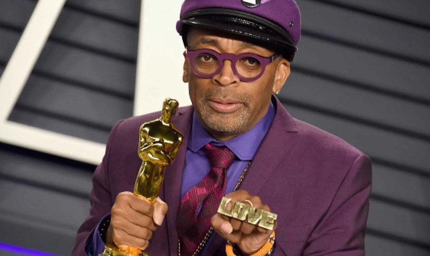 BlacKkKlansman Spike Lee Oscar 2019-01