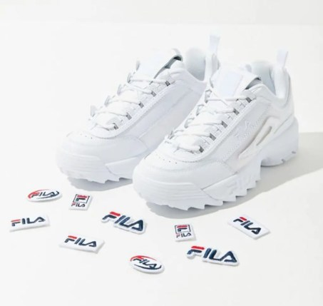 FILA Disruptor 2 Patches Sneaker-01