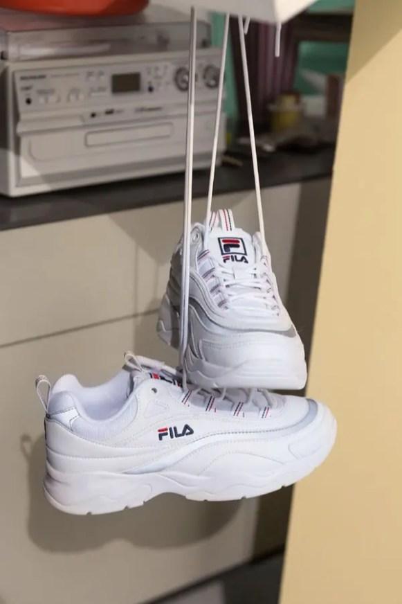 FILA ray sneaker white-03
